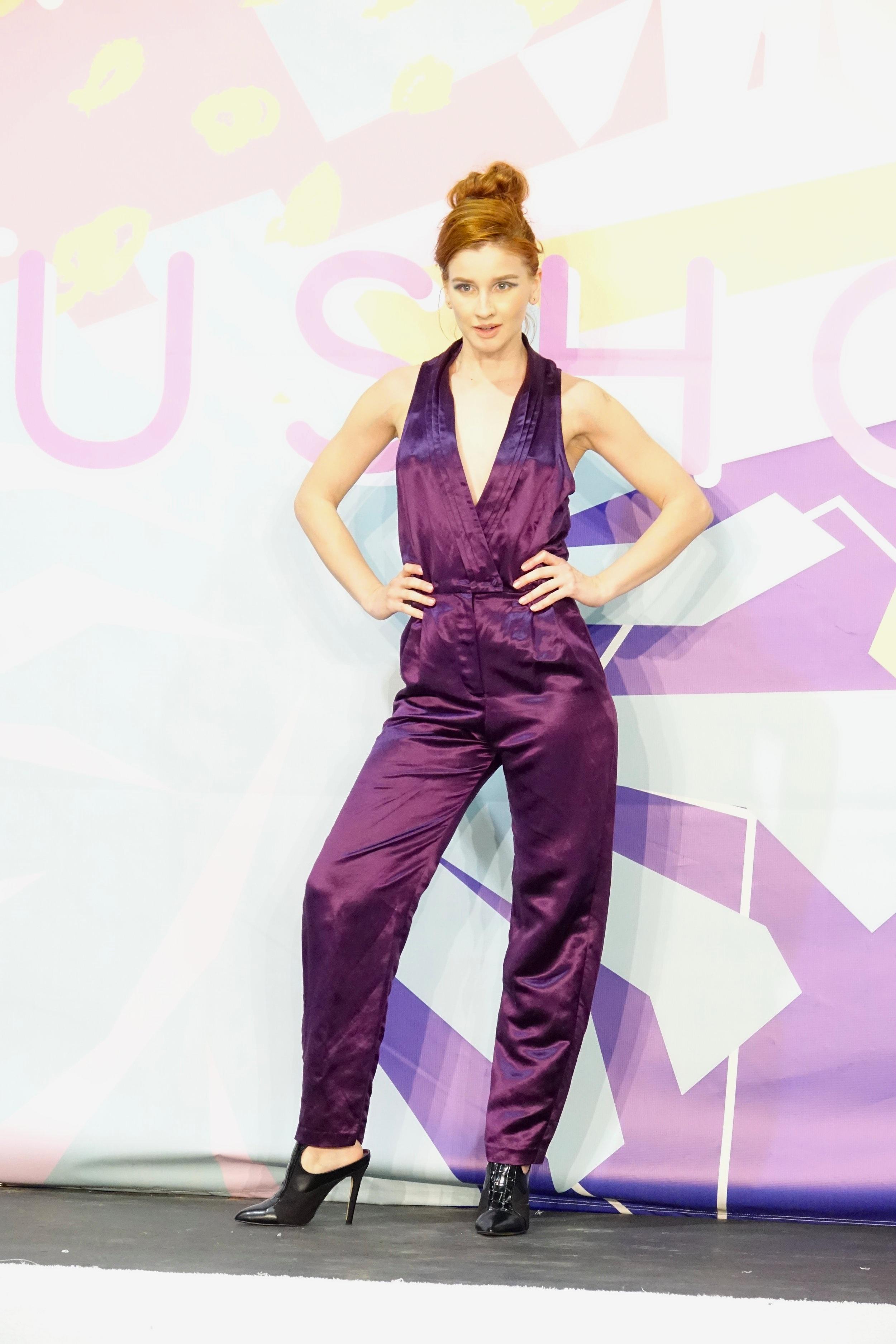 Model: Anna Smyczynski