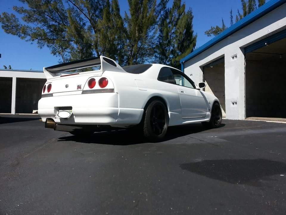 1995 R33 GT-R V-Spec