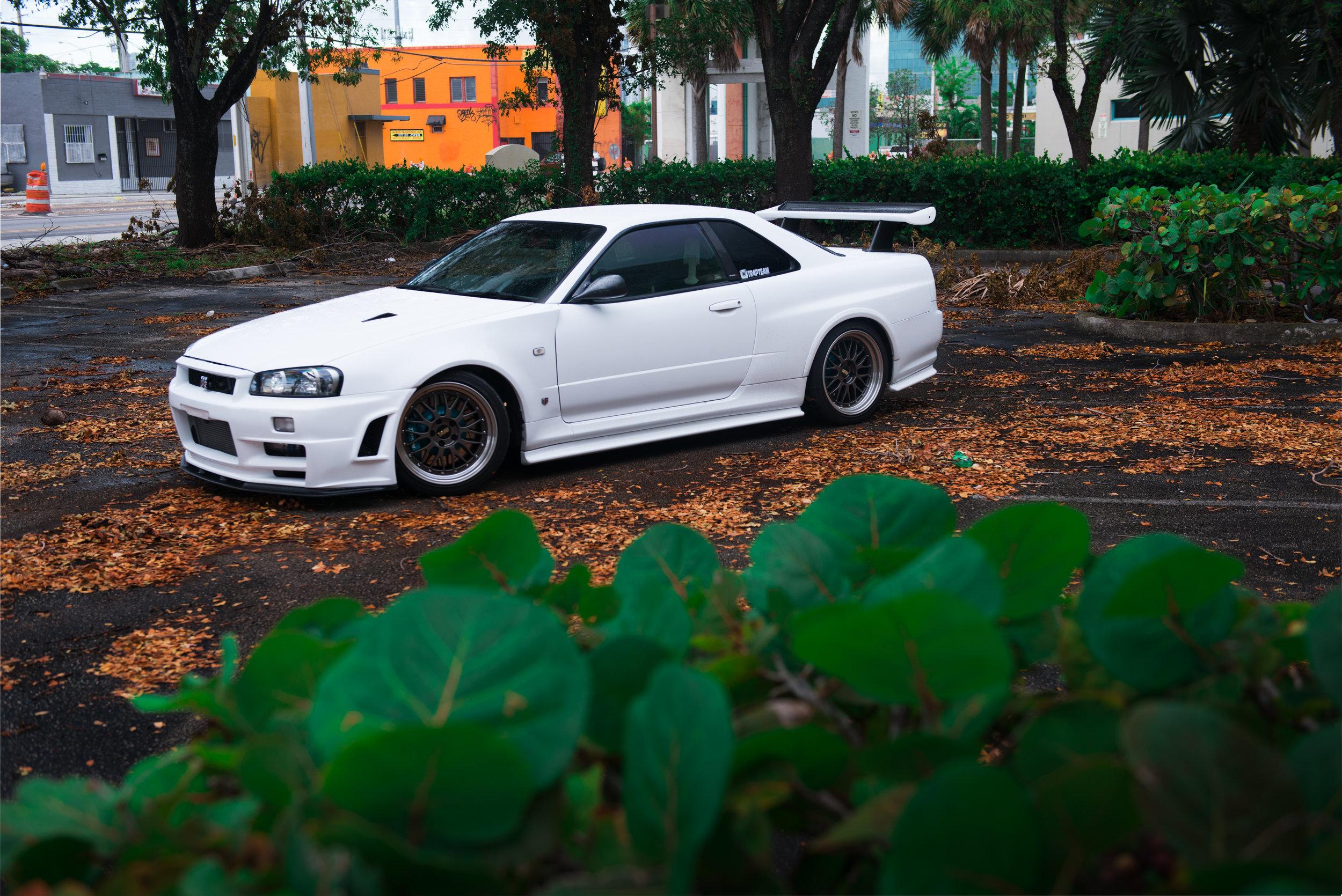 1999 R34 GTR V-Spec