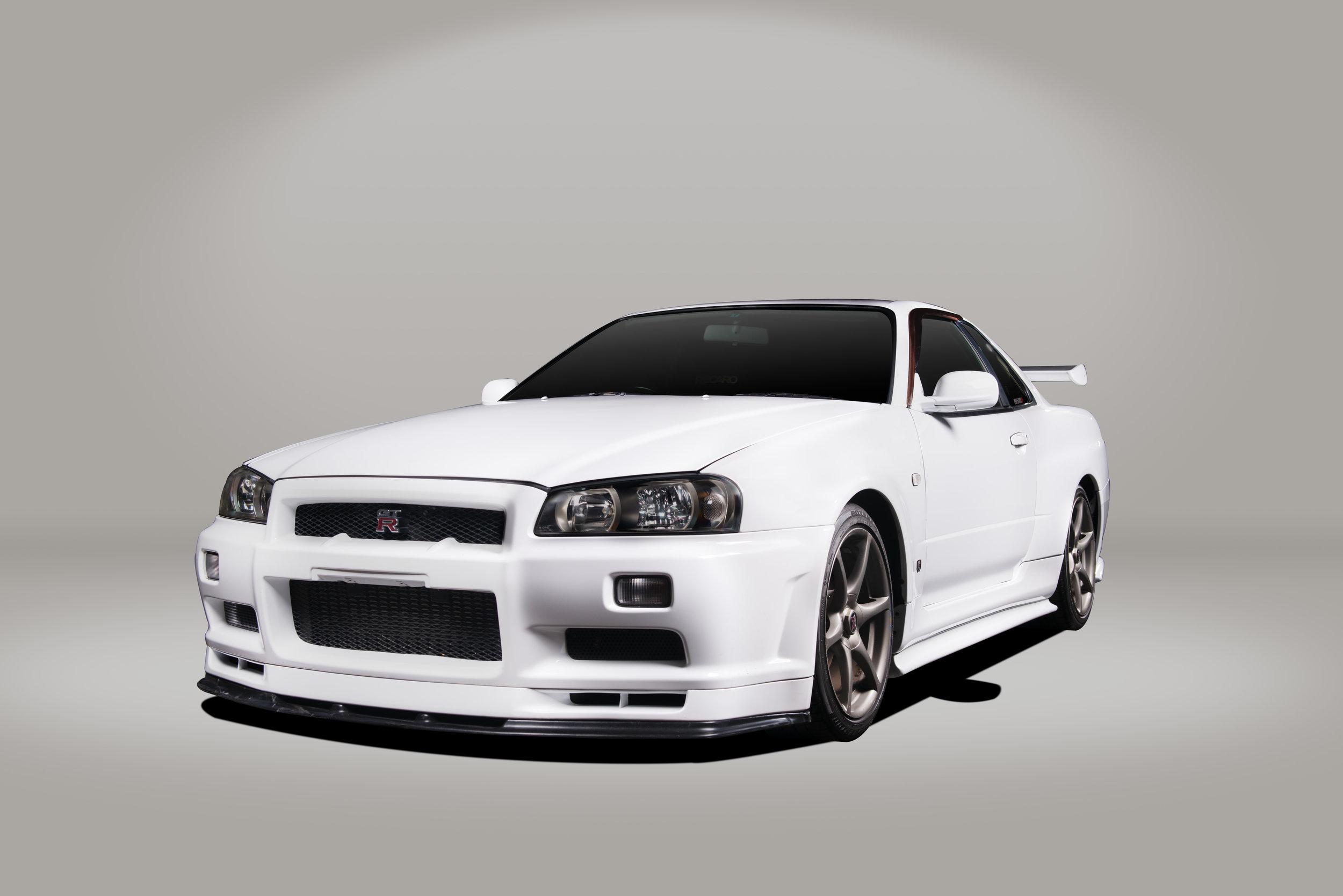 2001 R34 GTR