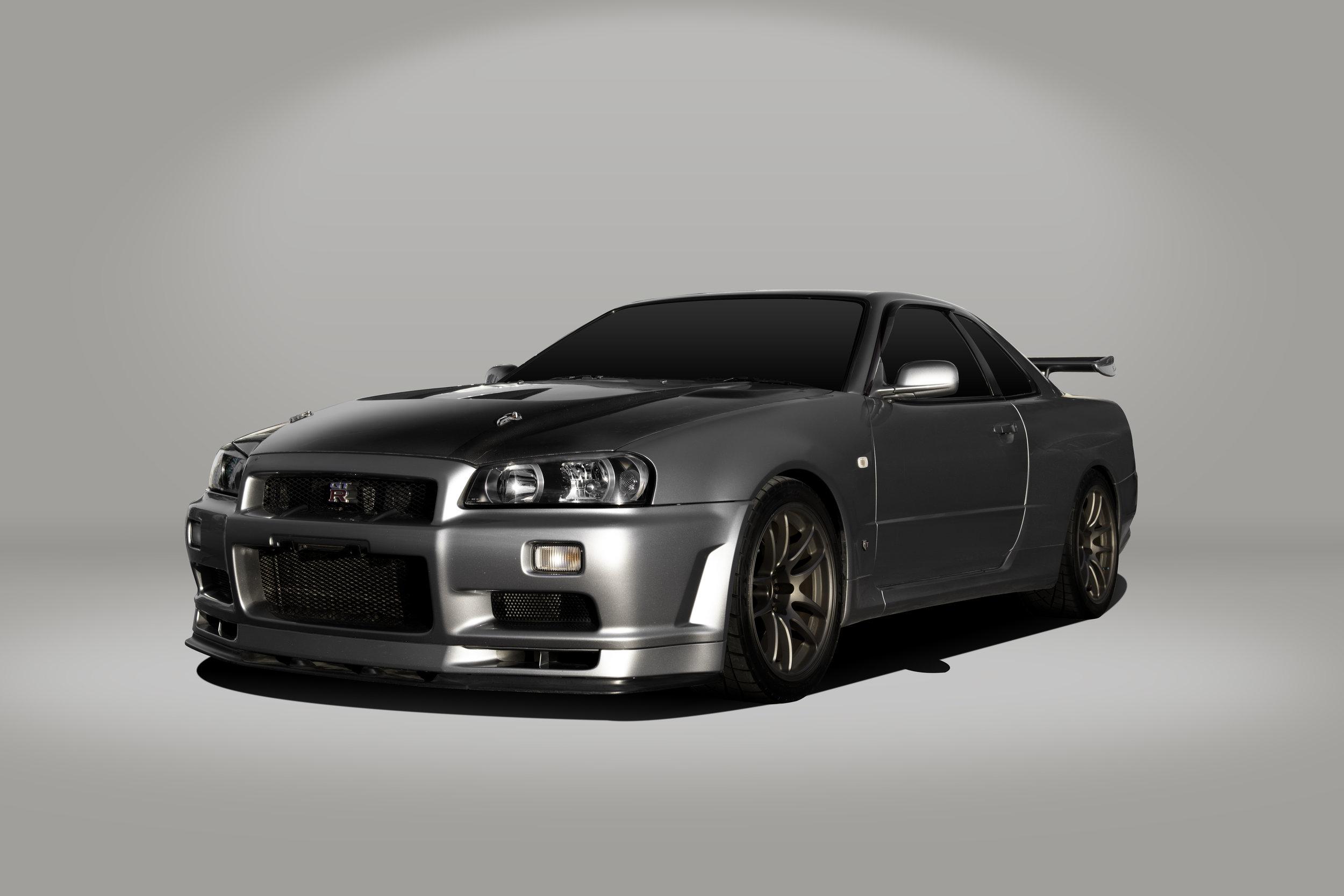 2002 R34 GTR