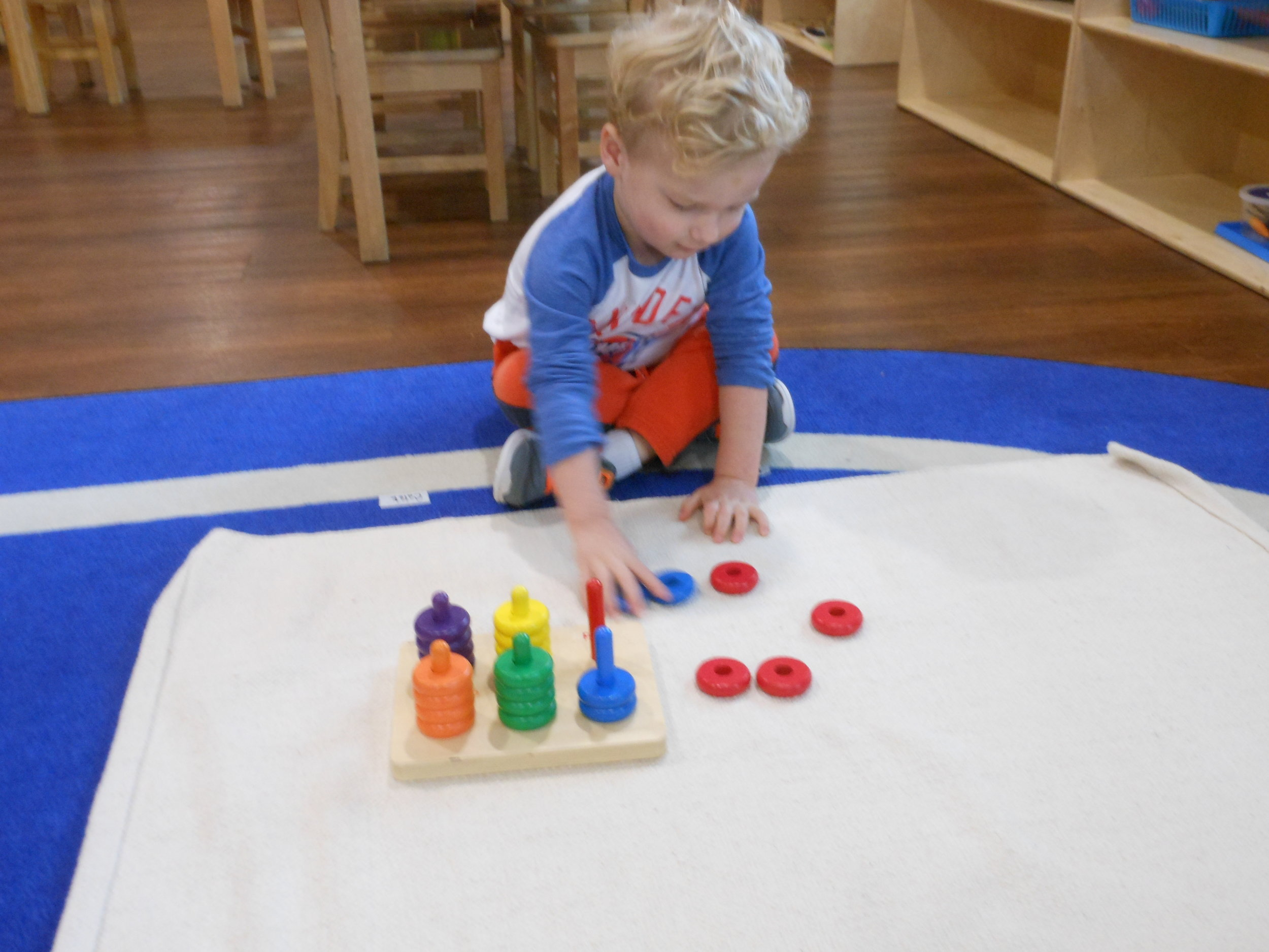 Child Care Center in Las Colinas