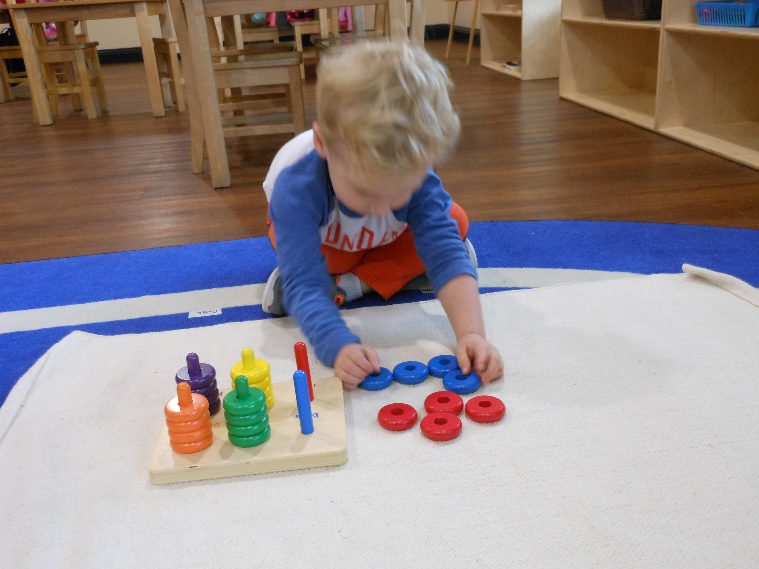 Day Care center in Las Colinas