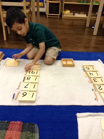 Montessori Gilbert