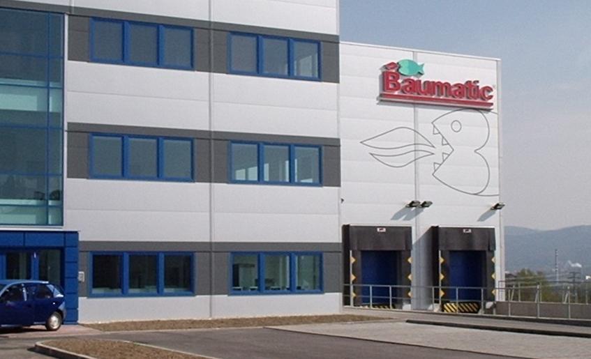 Baumatic European Distribution Centre