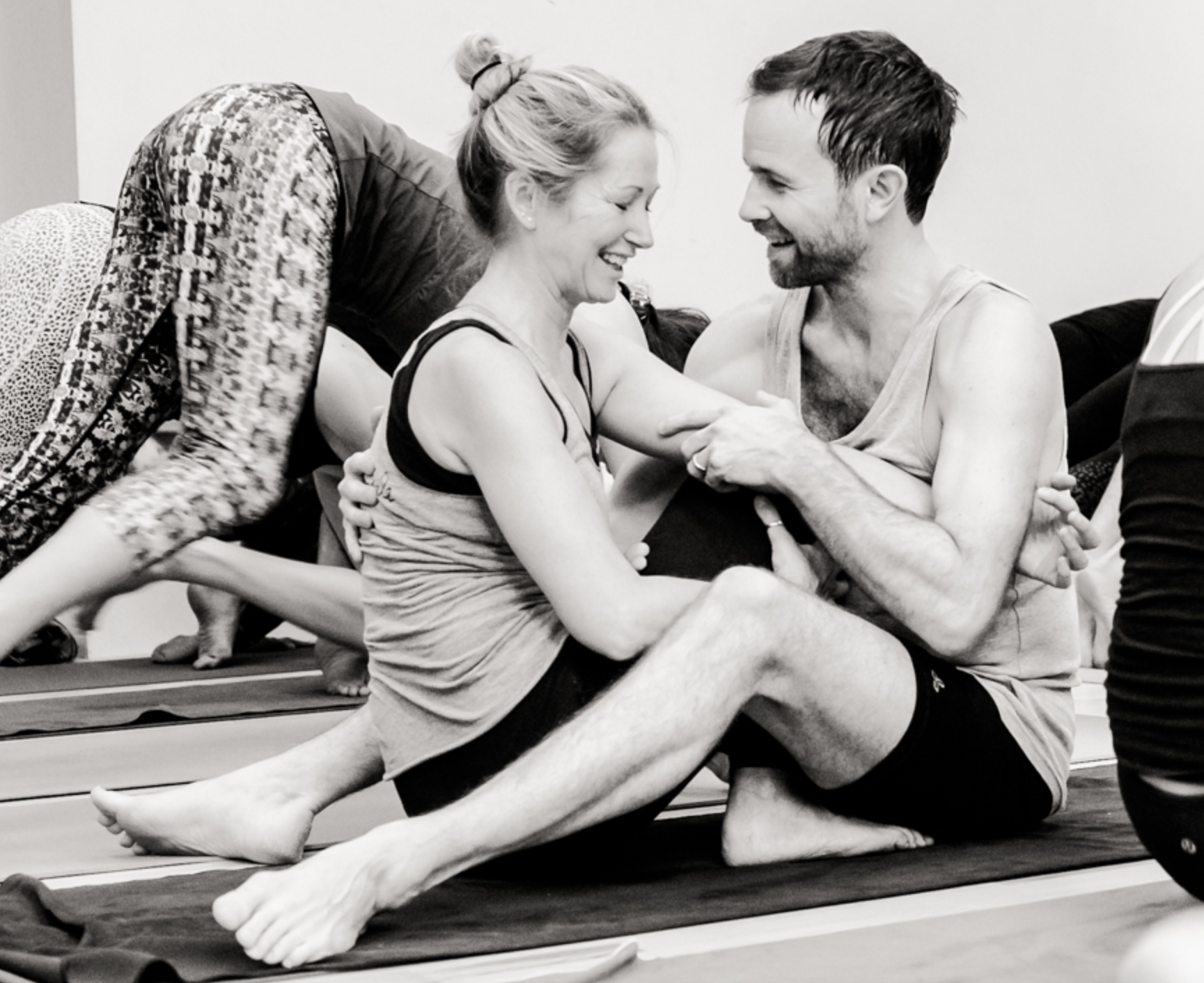 Session oneAshtanga Yoga – Cultivating a practice for life -
