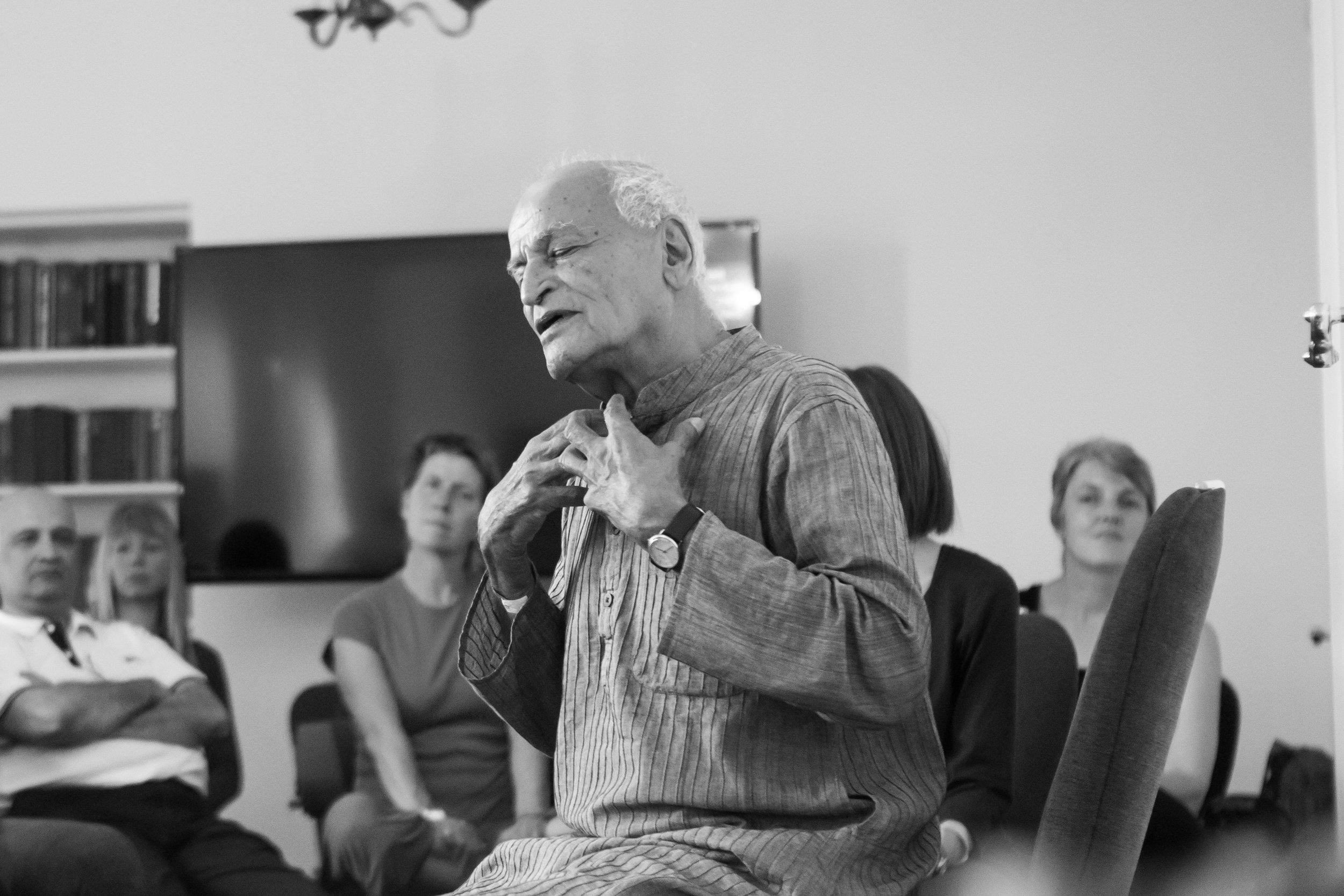 SEMINARS - Seminars and theory-based masterclasses exploring topics from yoga's history and philosophy to astrology.