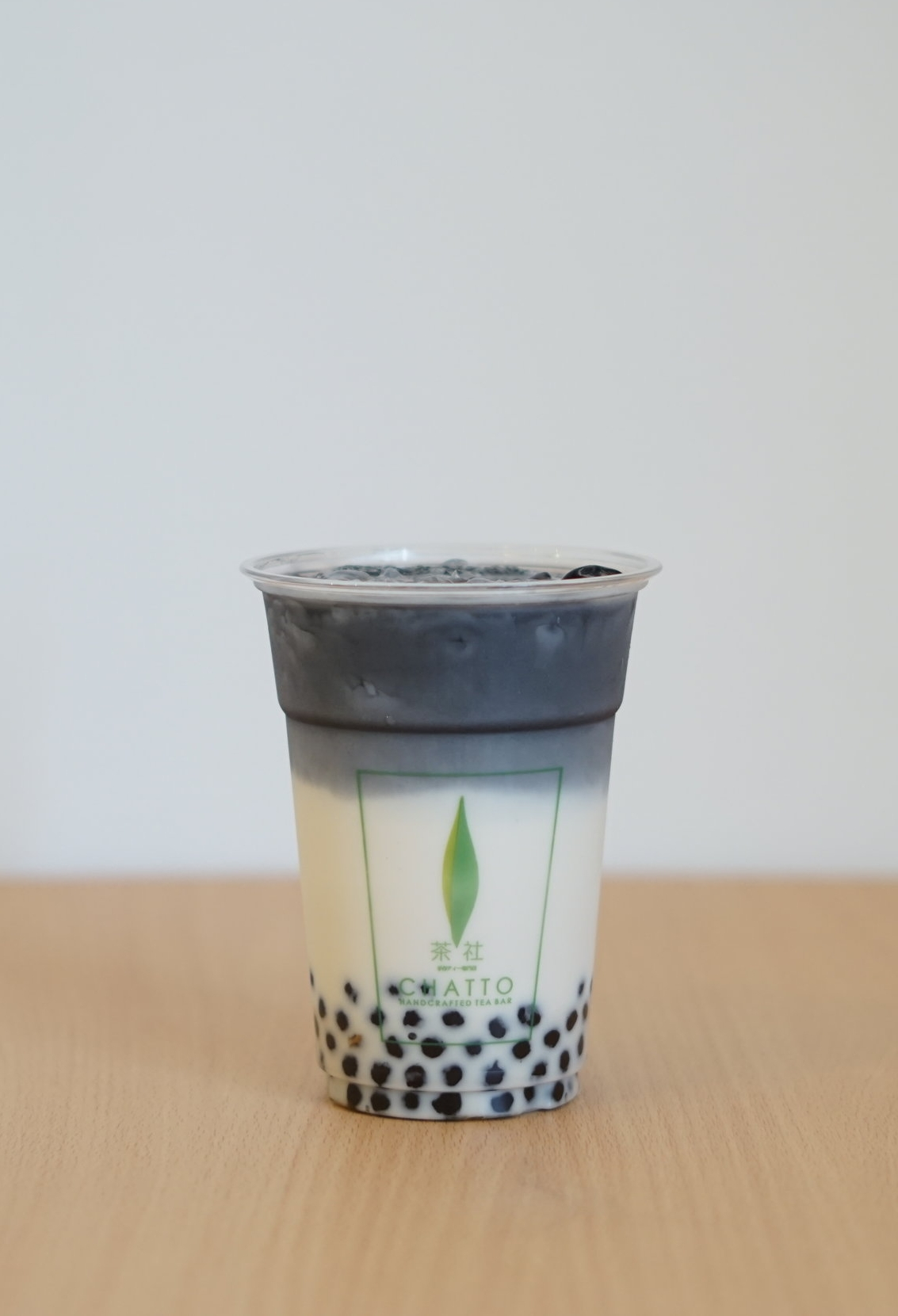 Charcoal Pearl Oolong Tea | 灰灰的 又怎樣
