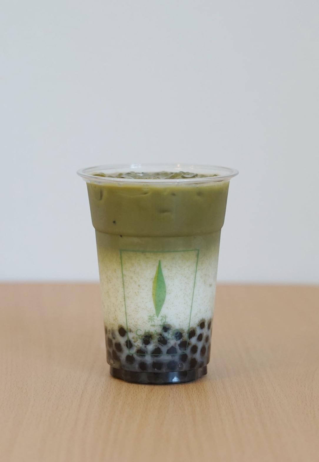 Matcha Pearl Latte | 抹茶丸拿鐵