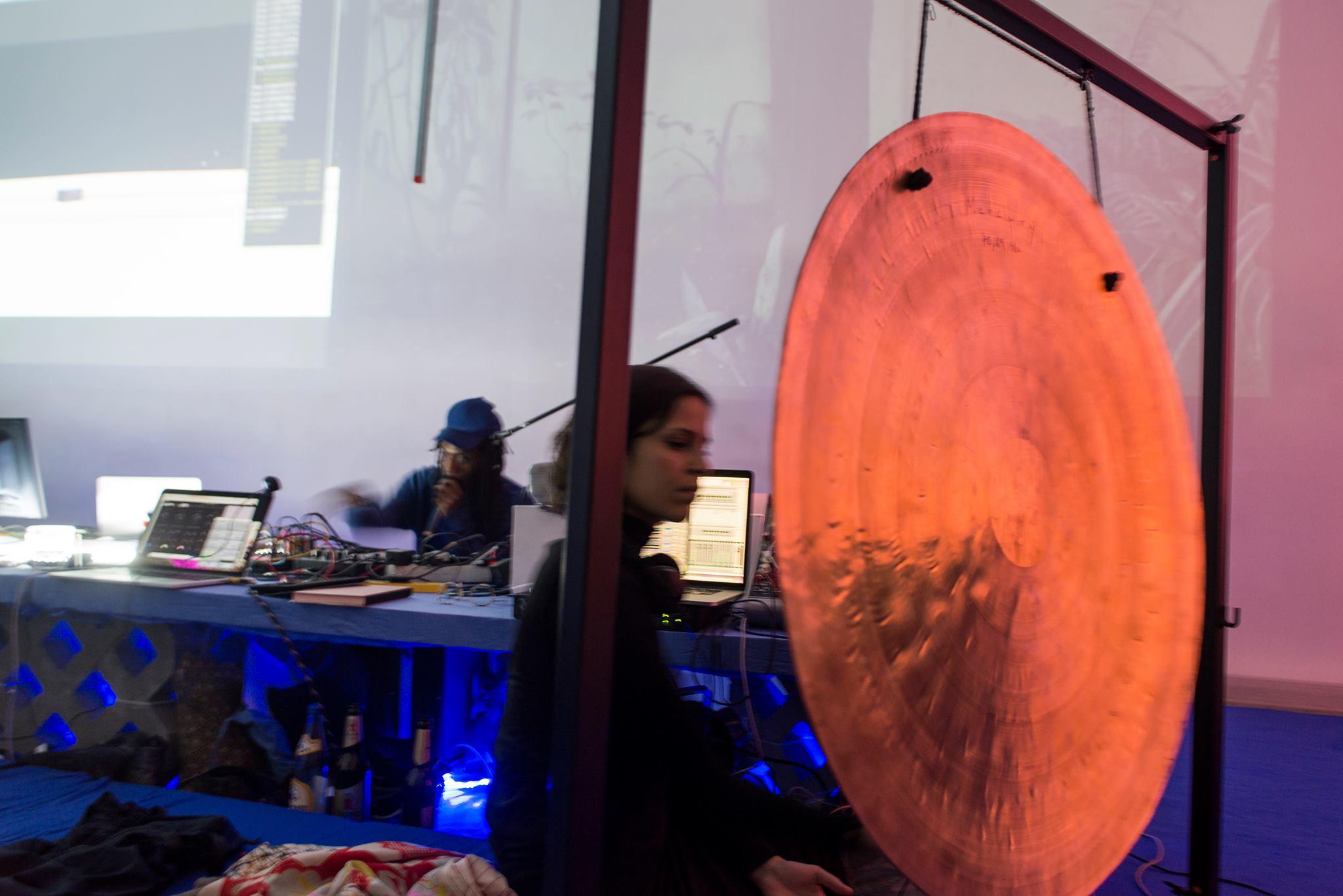 AMALGAMA Experience/ Transmediale Vorspiel. Sound & Video Immersion