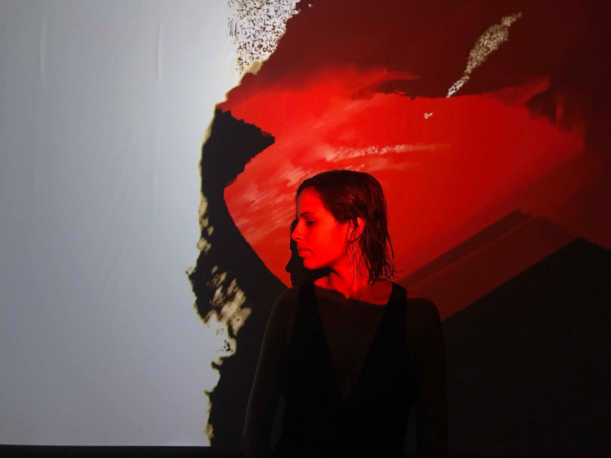 Seeing Might Disappear - Video Installation