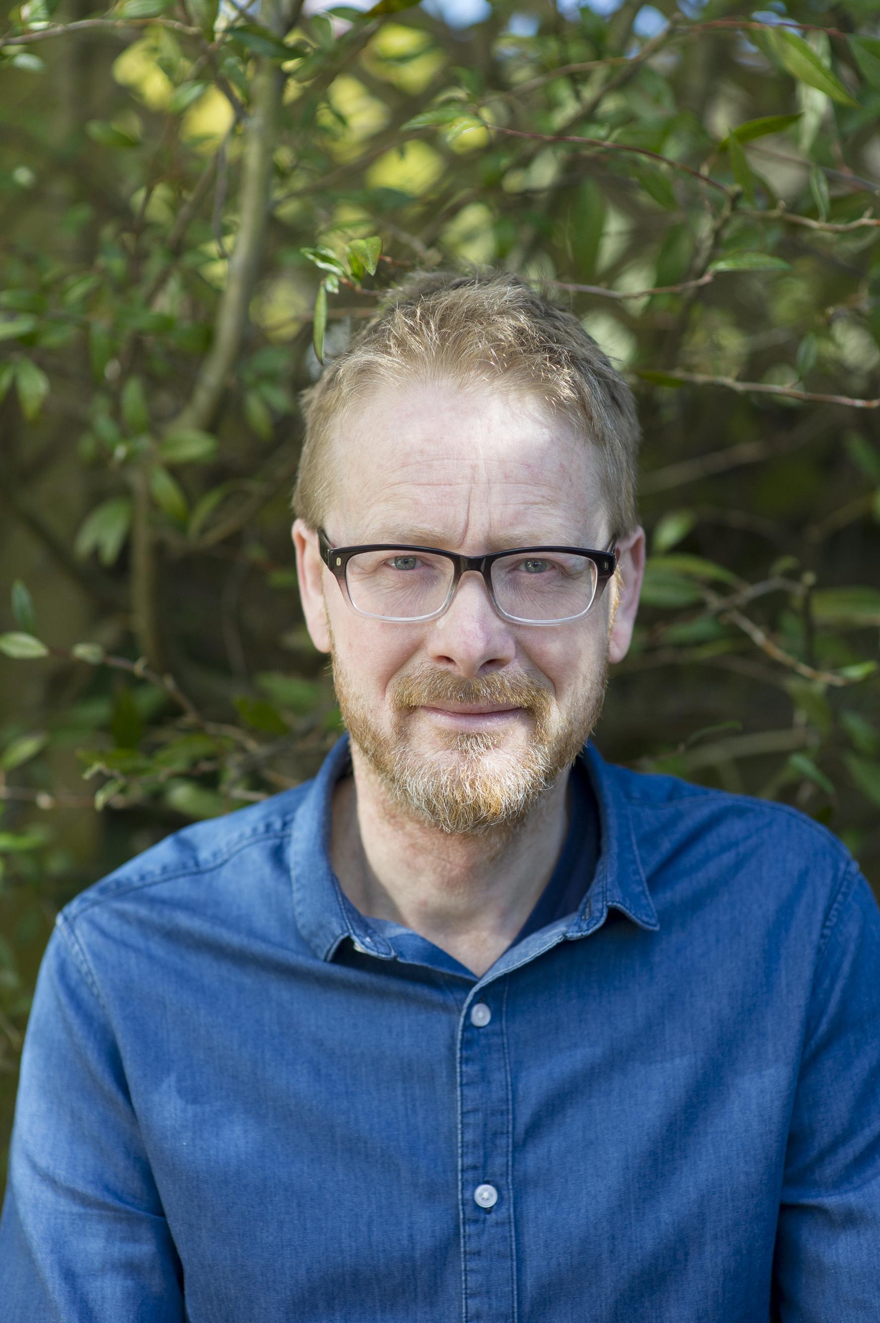 Mark Diacono