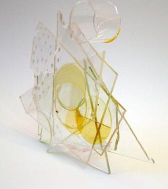 Dustin Ericksen -  Grundrisse 2  (parfum bottles) 1997 – 2003