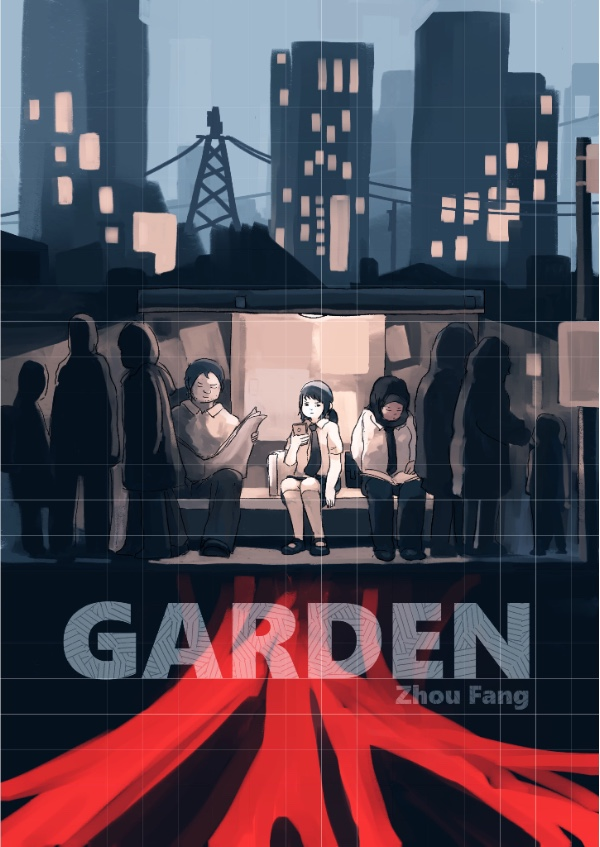 2018 WINNER:  Garden by Zhou Fang