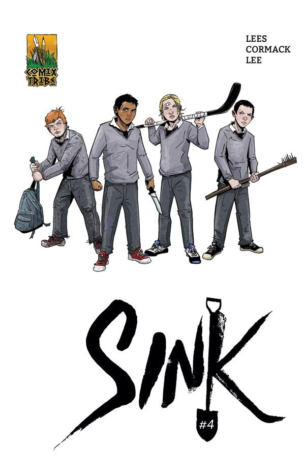 2018 WINNER:  John Lees - Sink: Young Team
