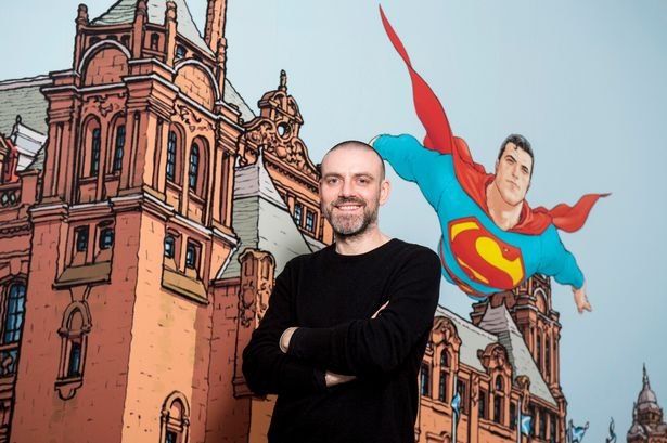 Frank Quitely - Frank Quitely is a Scottish comic book artist best known for his frequent collaborations with Grant Morrison. He was artist in titles like New X-Men, We3, All-Star Superman, and Batman and Robin, as well as his work with Mark Millar on The Authority and Jupiter's Legacy.Take this to get signed: Drawings + Sketches. An insight into Frank's process, it shows never-before-seen pages from his sketchbook and a peek at what he's doing next.