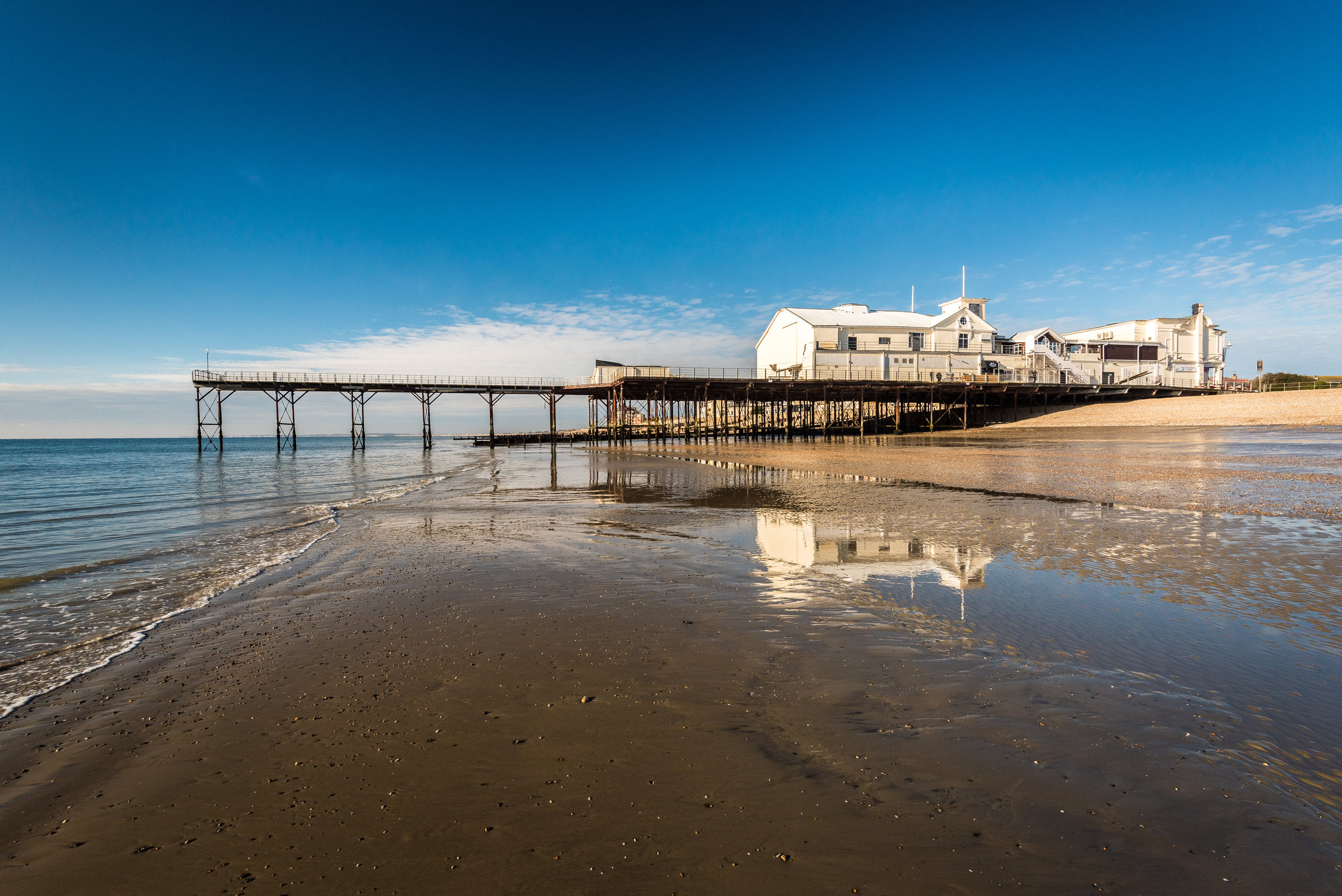 "- ""We enjoy working in seaside towns that have the potential to 'up their game'. Bognor Regis has this in abundance""Wayne Hemingway, Owner and founder, HemingwayDesign"