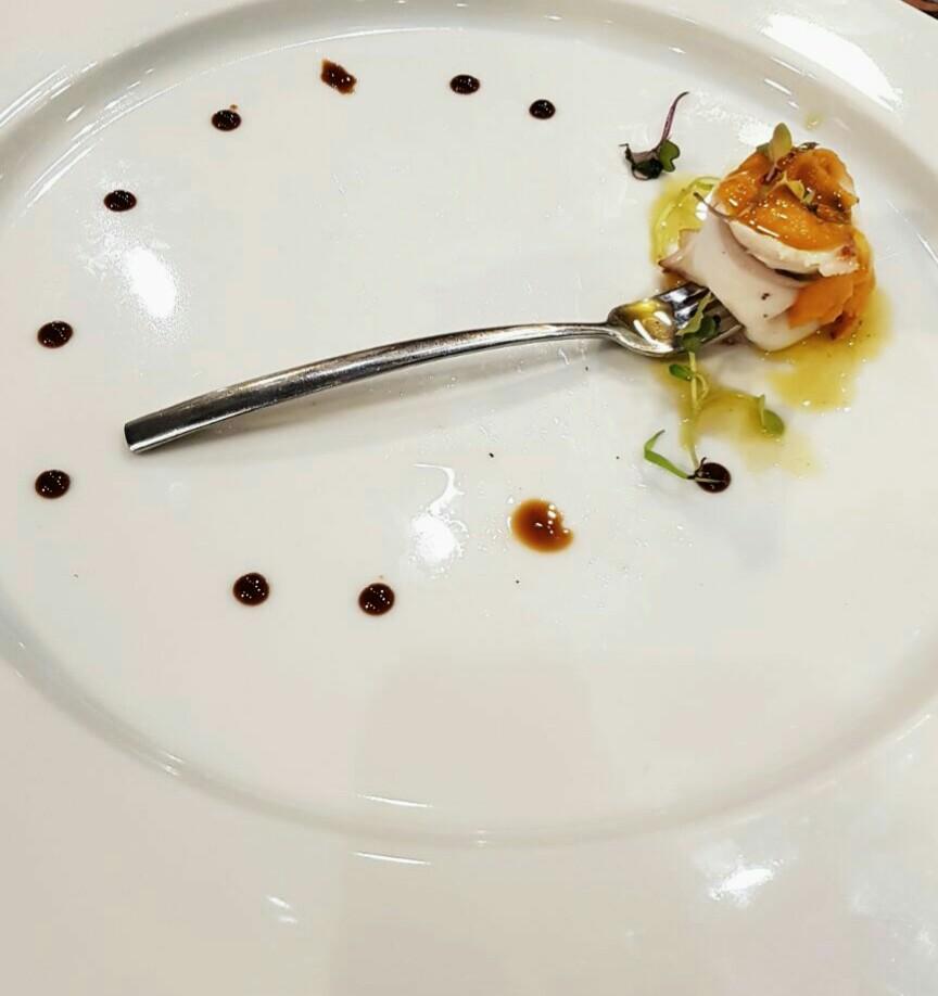 Trabajamos la cocina tradicional, la innovación y la fusión con influencia de otros países... -