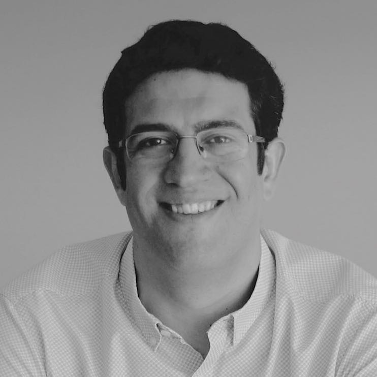 Javier Ayuso - Javier started his carrer in PWC then becoming CFO of a large medical lab and then joining juan and Martí as the CFO of Cube Ventures Holdings.