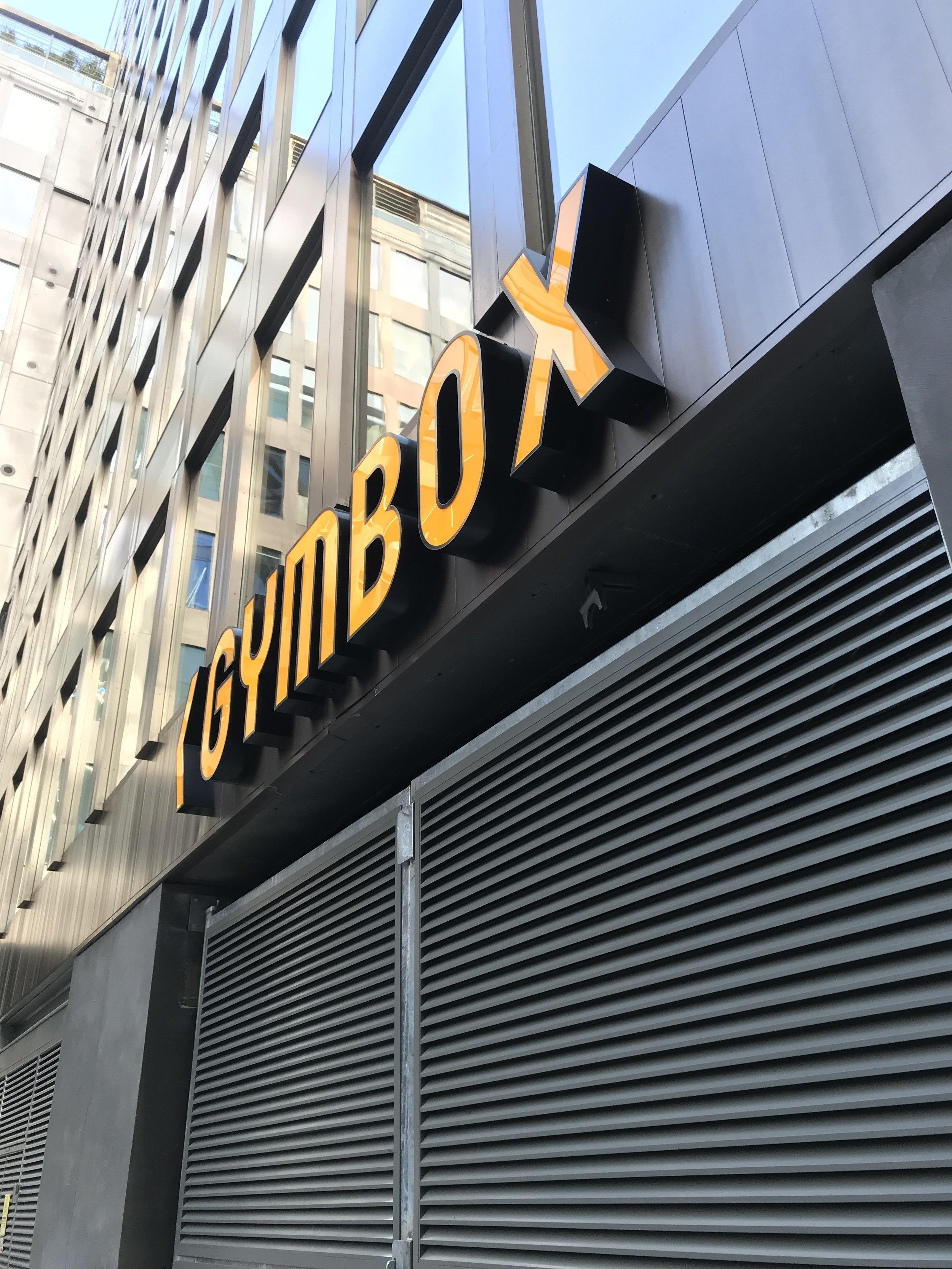 gymbox  CS