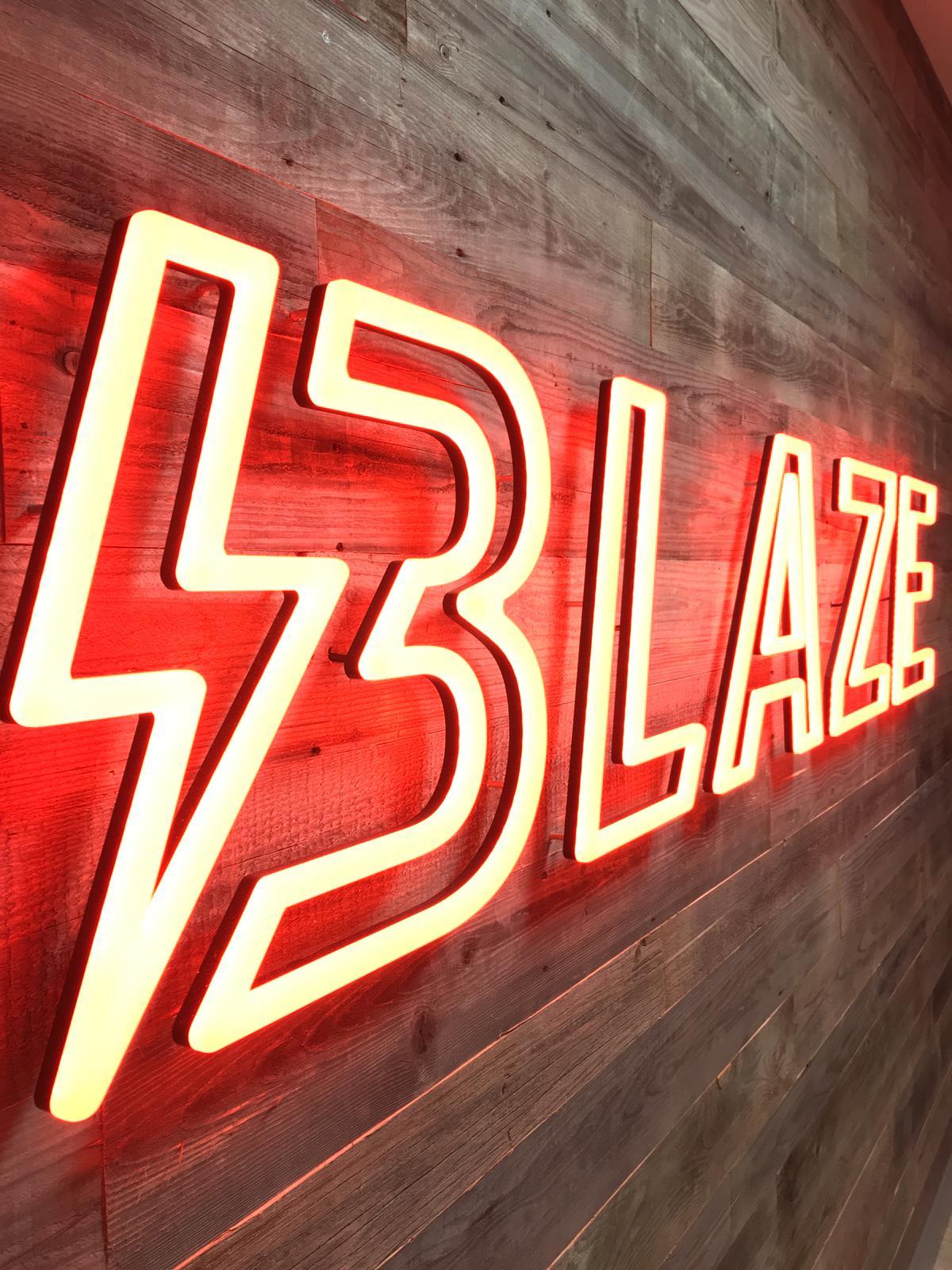 Blaze   Graphics - Studio