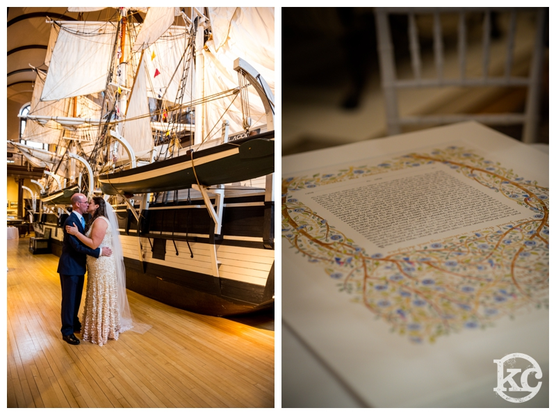New-Bedford-Whaling-Museum-Wedding-Kristin-Chalmers-Photography_0027