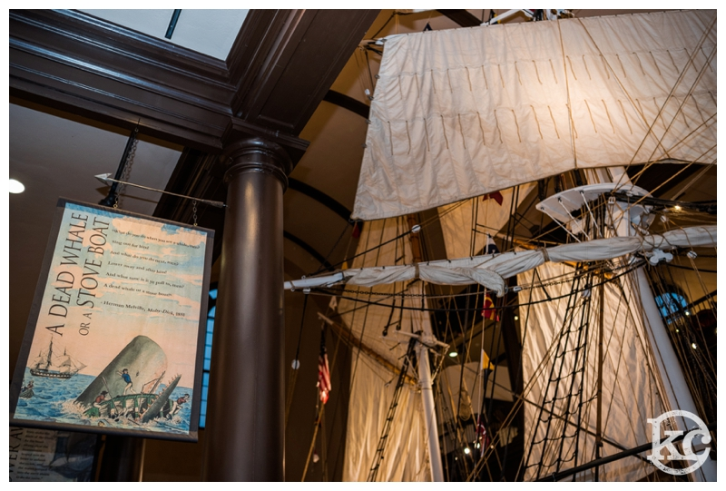 New-Bedford-Whaling-Museum-Wedding-Kristin-Chalmers-Photography_0058