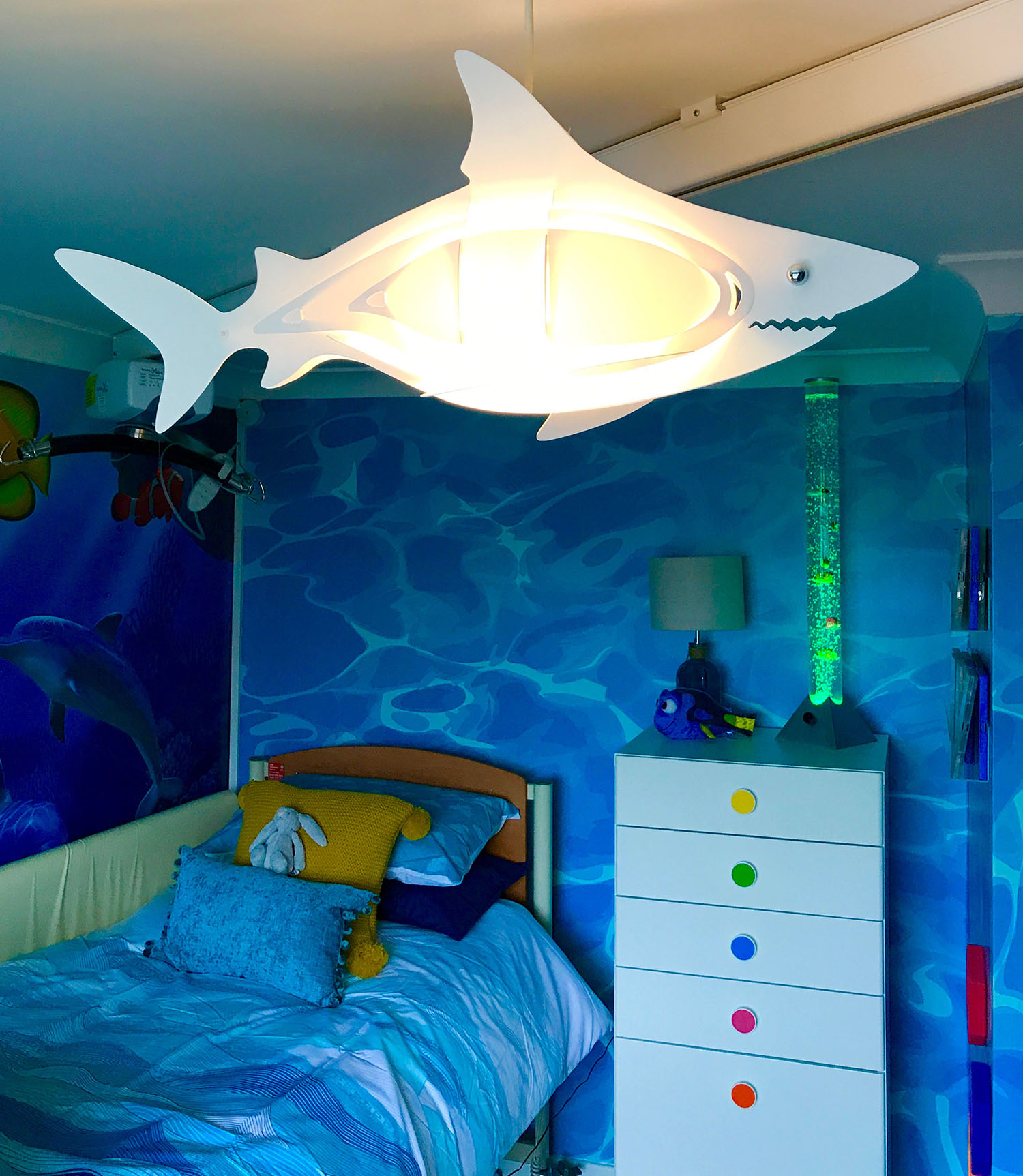 under the sea bedroom makeover kinderoo childrens interiors and make a wish 4