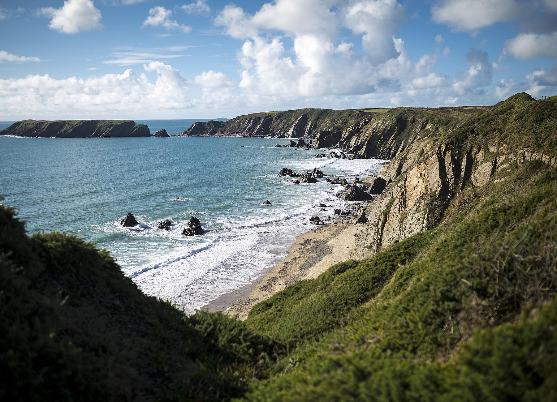 Marloes Sands Pembrokeshire ©National Trust Images - John Miller