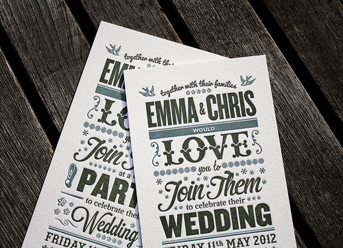 - WEDDINGStationeryINVITATIONS
