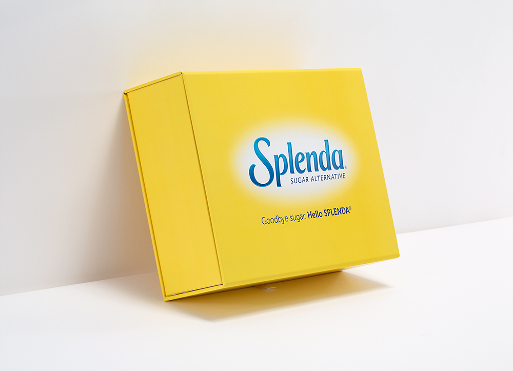 - SPLENDATaste Test KitBOXES