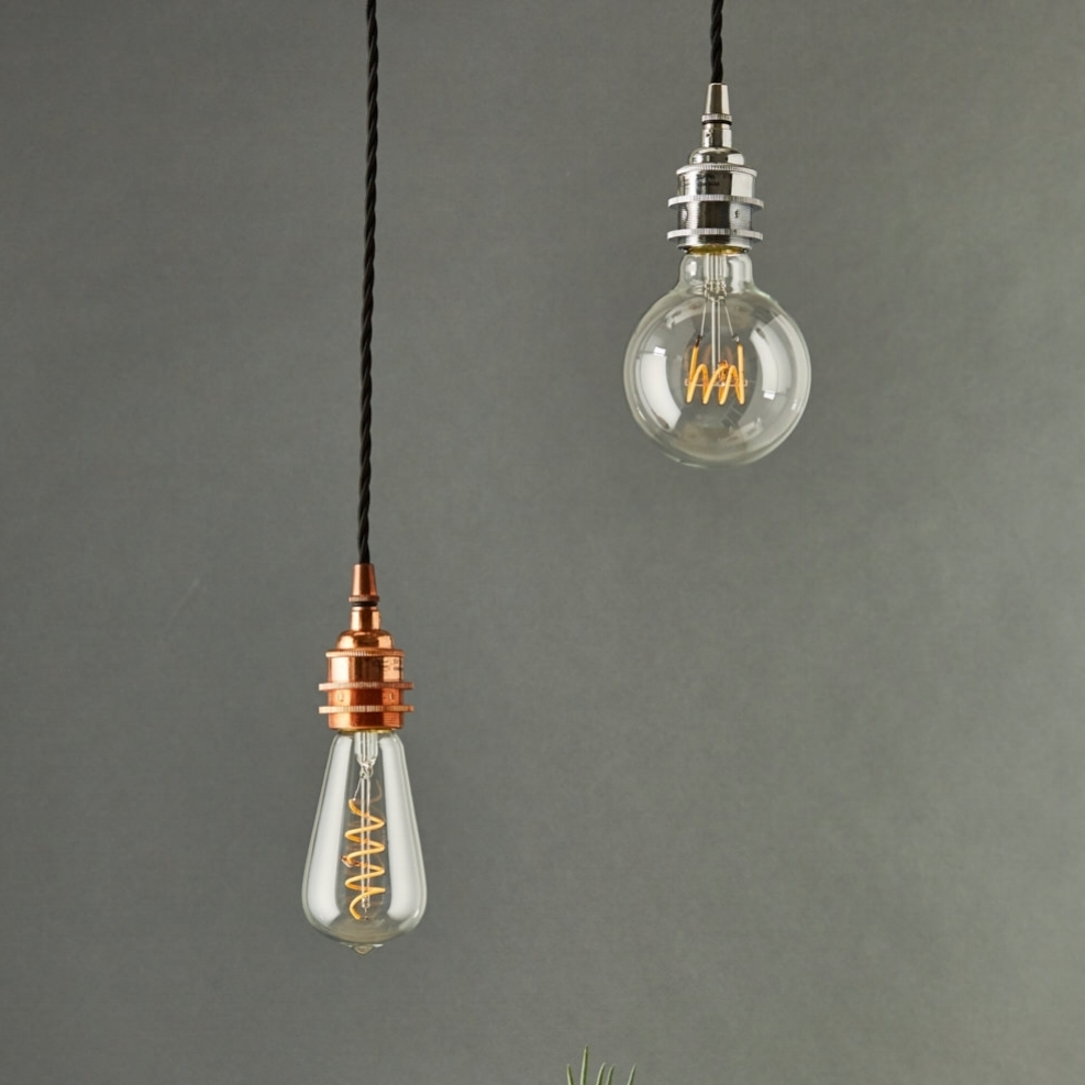 BULBS - Bulbs, bulbs, bulbs, they don't have to be just practical, they can be the statement piece! Have a look at our HAND MADE bulbs, they are beautiful.
