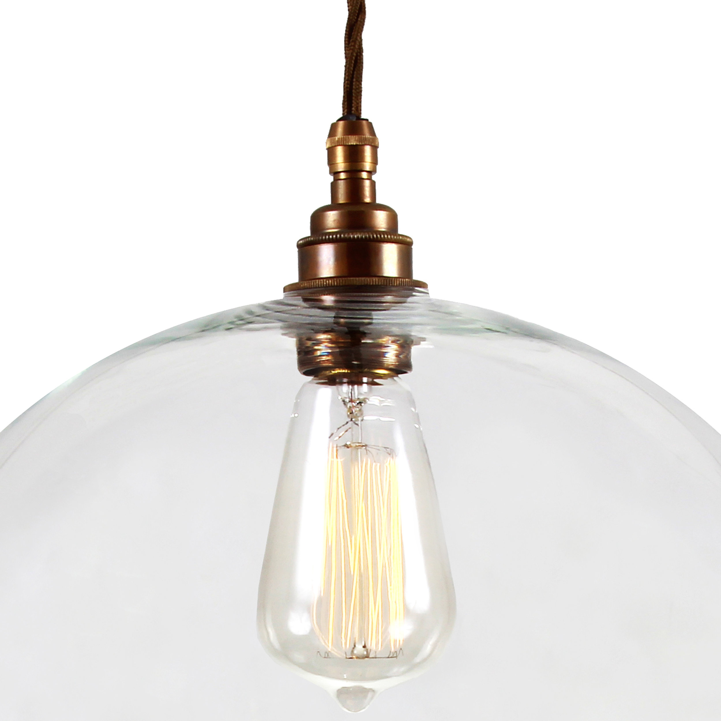 CEILING LIGHTS - Glass, Metal, Copper, we have them all