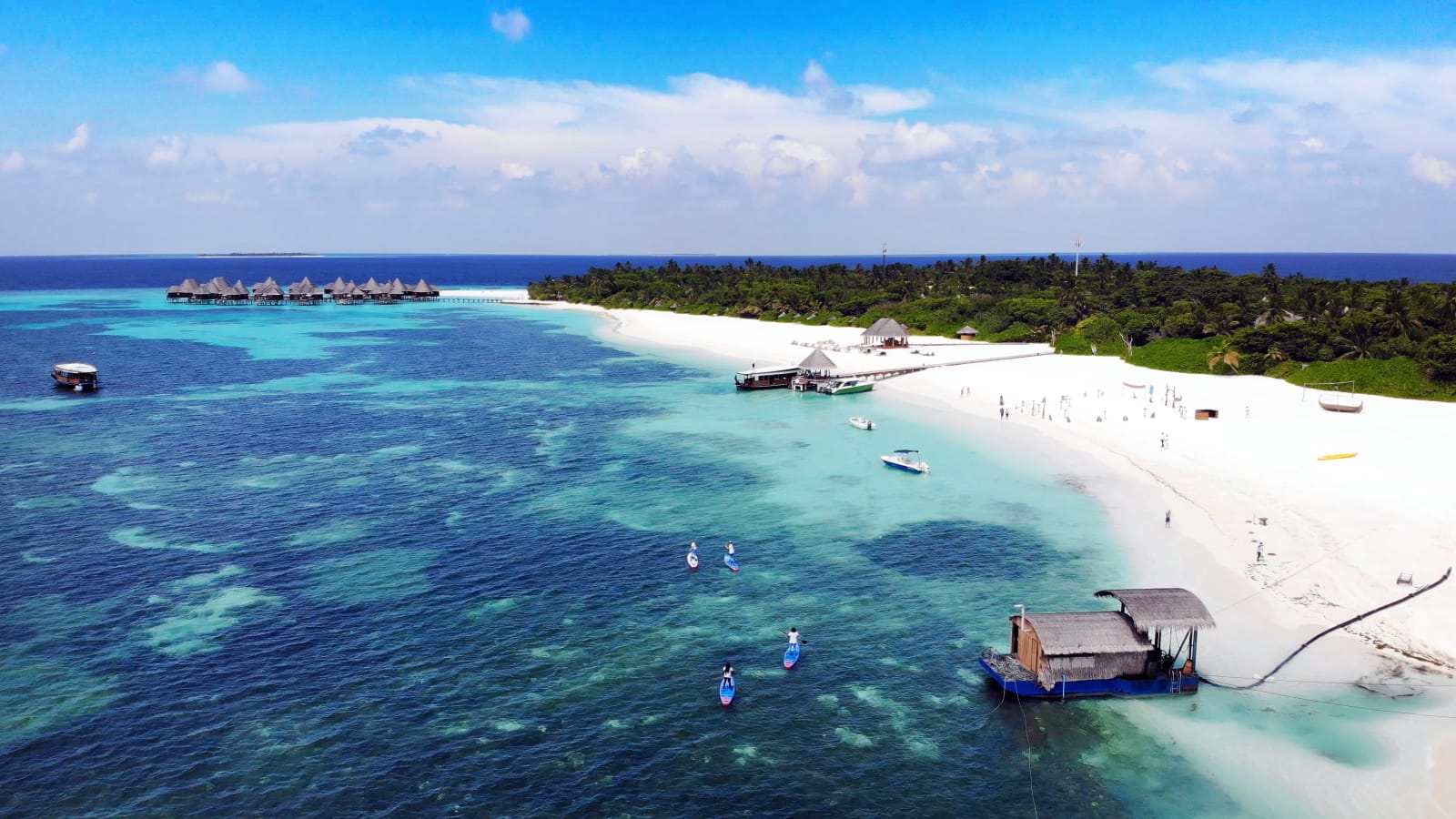Stand UP For Our Seas Maldives SUP