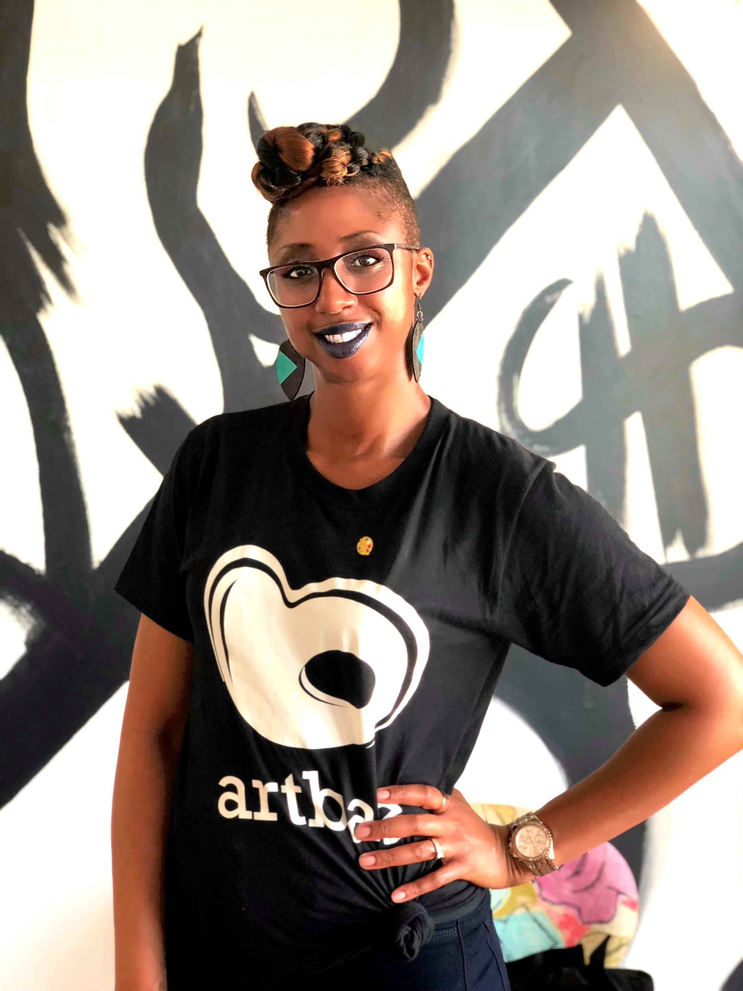 Ashanti Brown-Daniels   Marketing & Operations Manager
