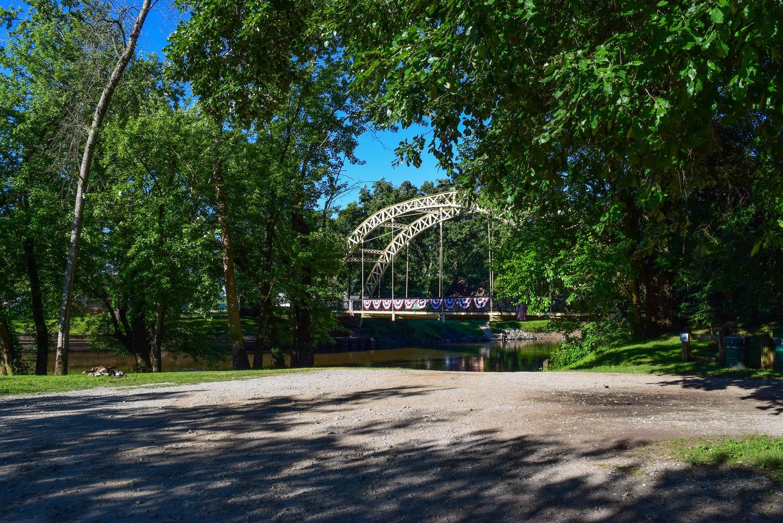 Dunn's Bridge — Porter County Parks and Recreation