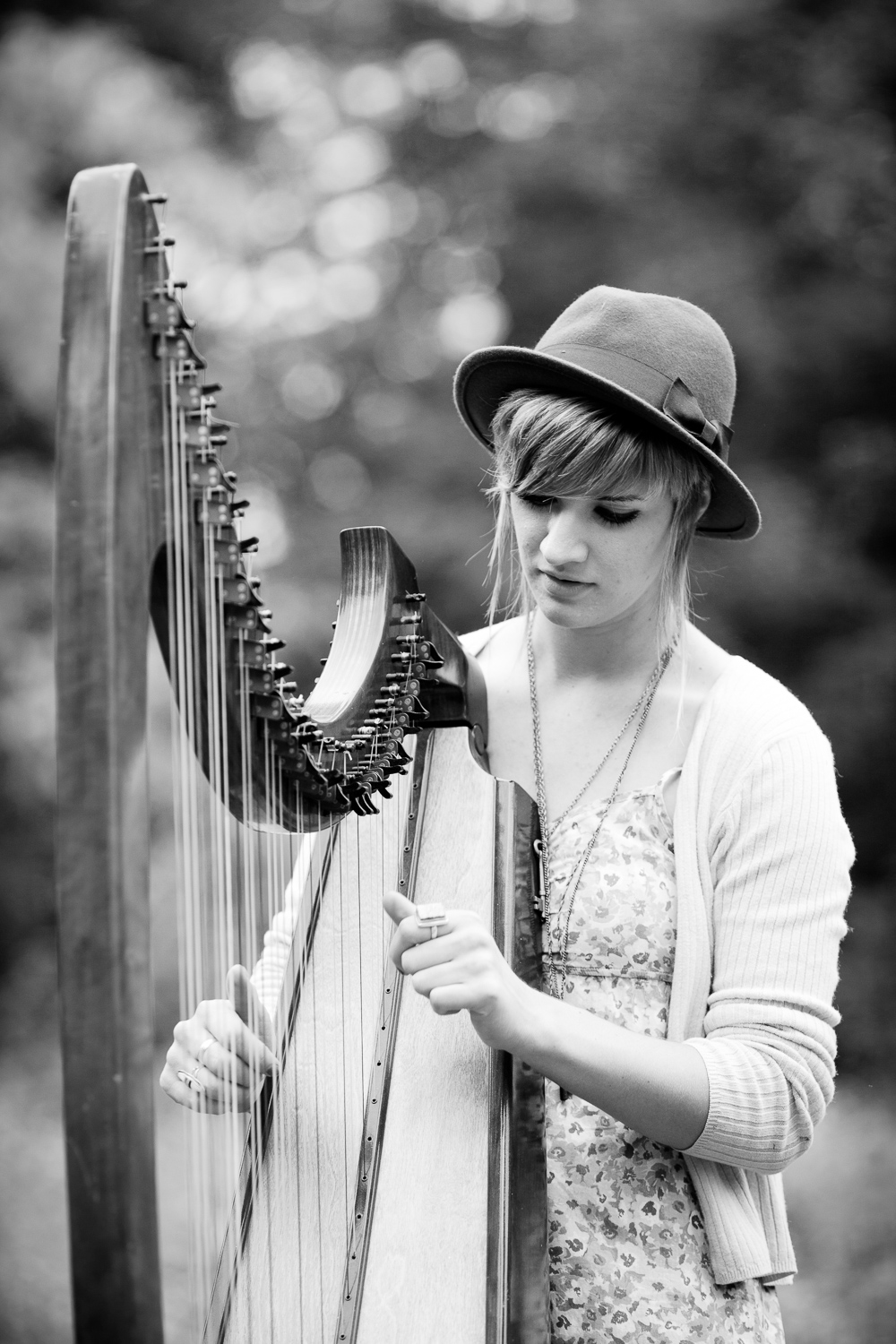Central New Jersey Photographer Styled Photo Session with Harpists-2.jpg