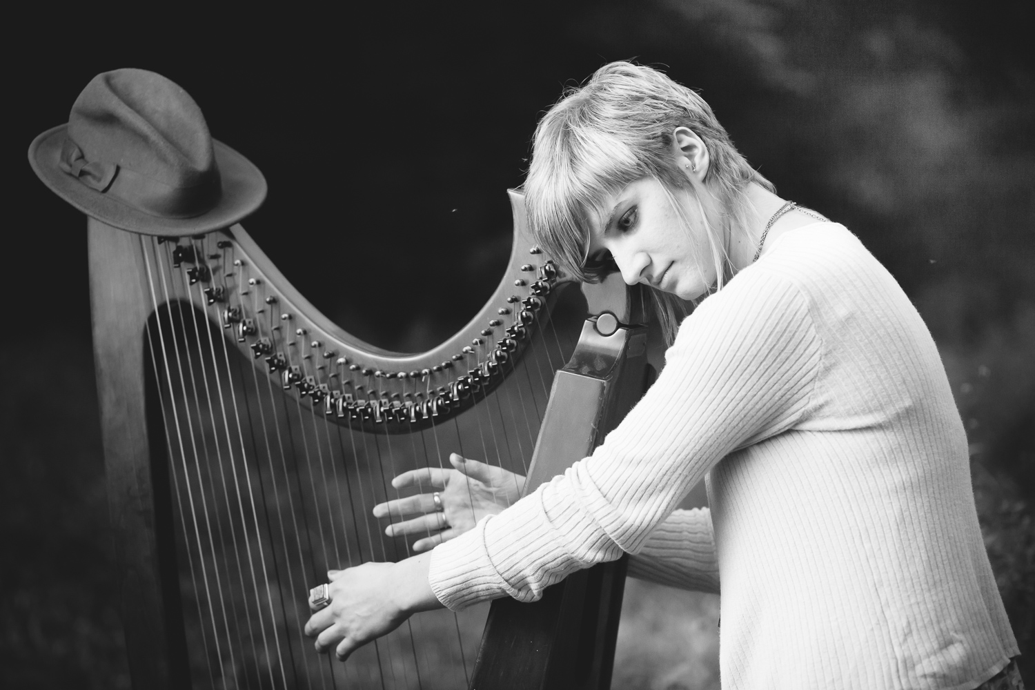 Central New Jersey Photographer Styled Photo Session with Harpists-7.jpg