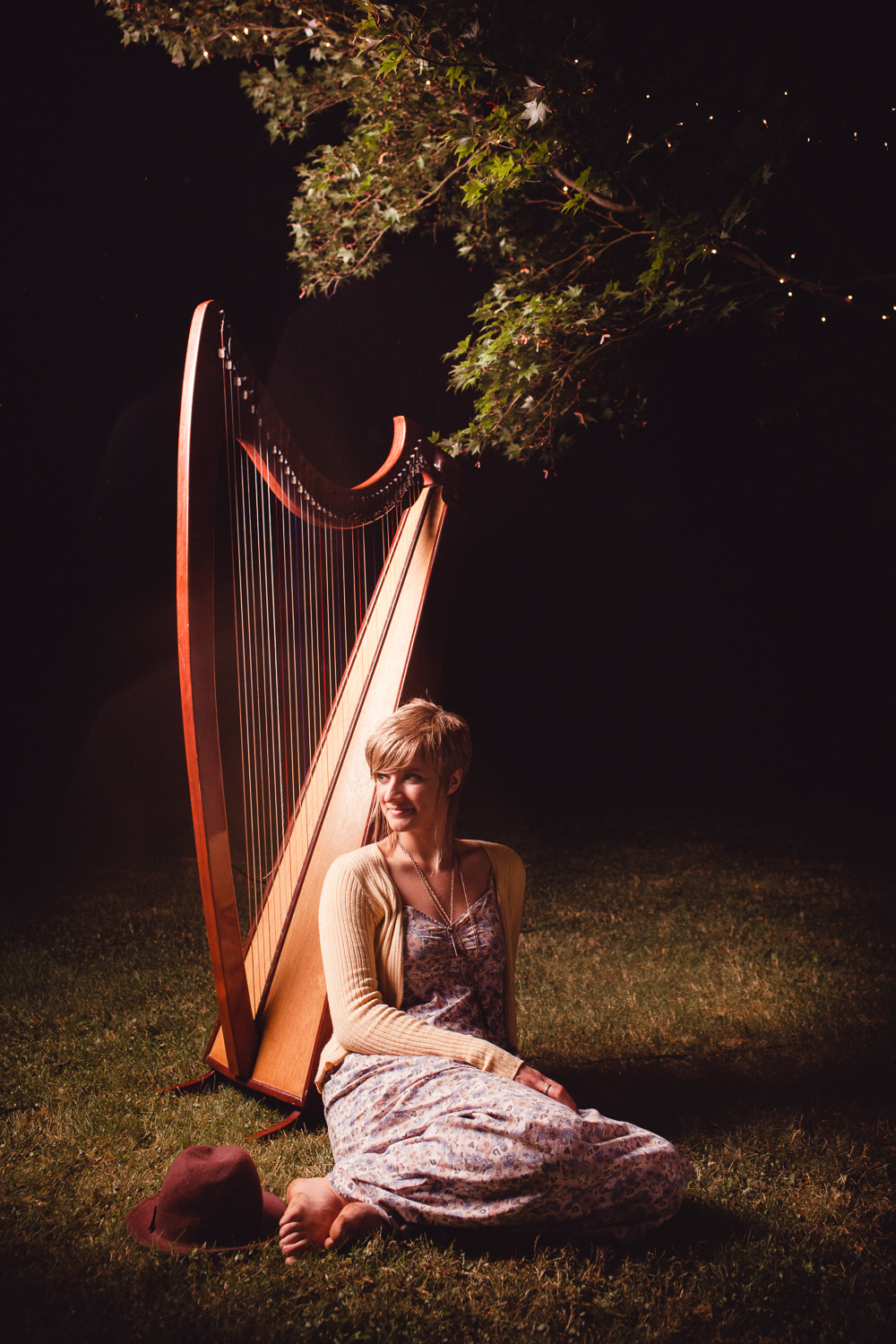Central New Jersey Photographer Styled Photo Session with Harpists-12.jpg