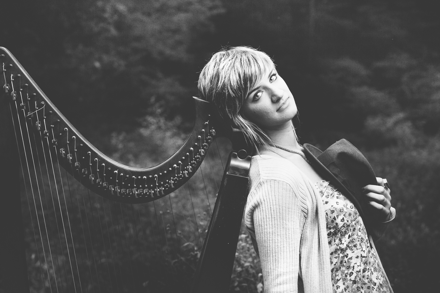 Central New Jersey Photographer Styled Photo Session with Harpists-5.jpg