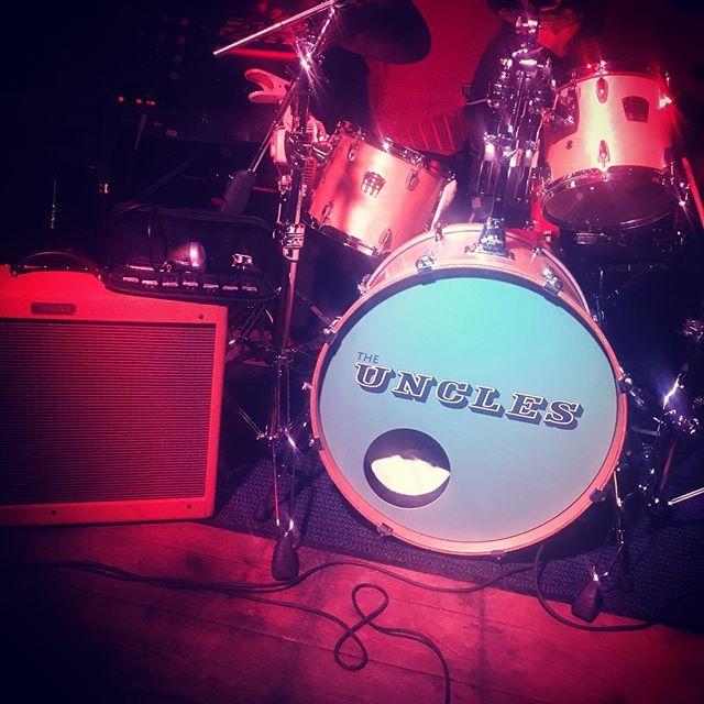 @uncleslive playing at The Crown #keynsham #keynshamtown #keynshammusicfestival Come down for blues and booze.