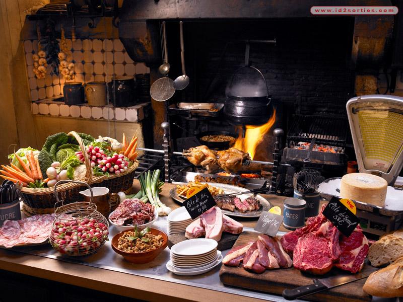 La Tupina Restaurant Bordeaux, France