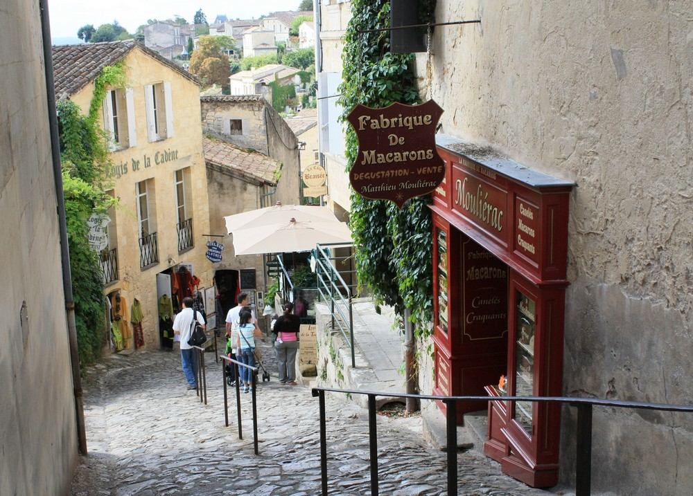 Copy of Saint-Émilion, France