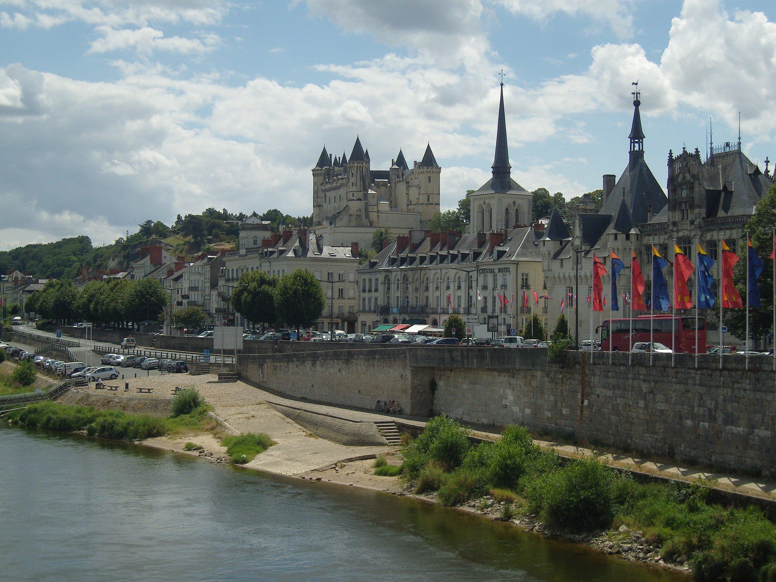Samur, France