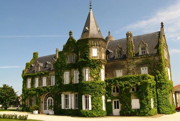 Château Lascombes Bordeaux region of France