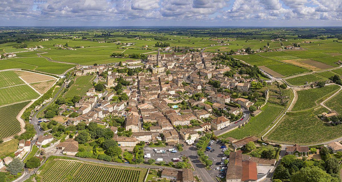 Saint Emilion Village France