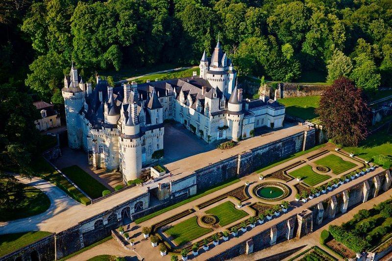 Chateau d'Usse France