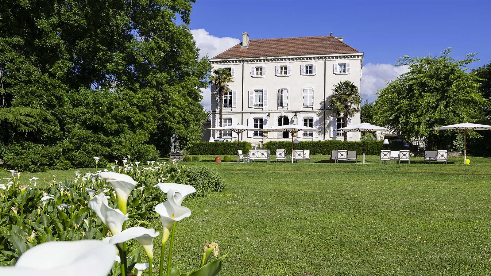 Hotel Domaine de Clairefontaine