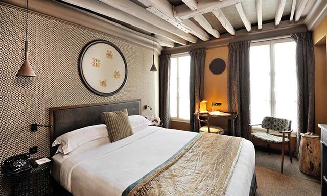 Hotel Room - Hotel les Dames du Panteon