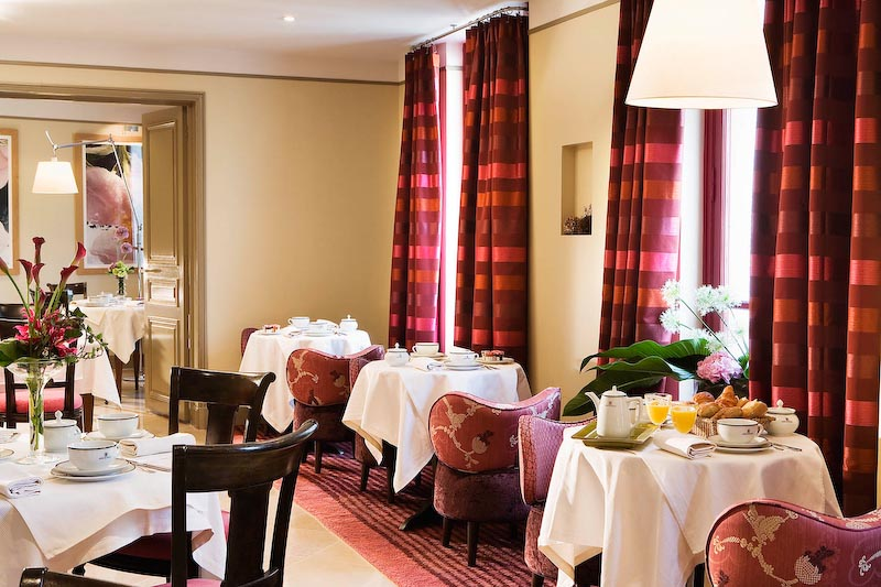 Hotel Aiglon - Dining